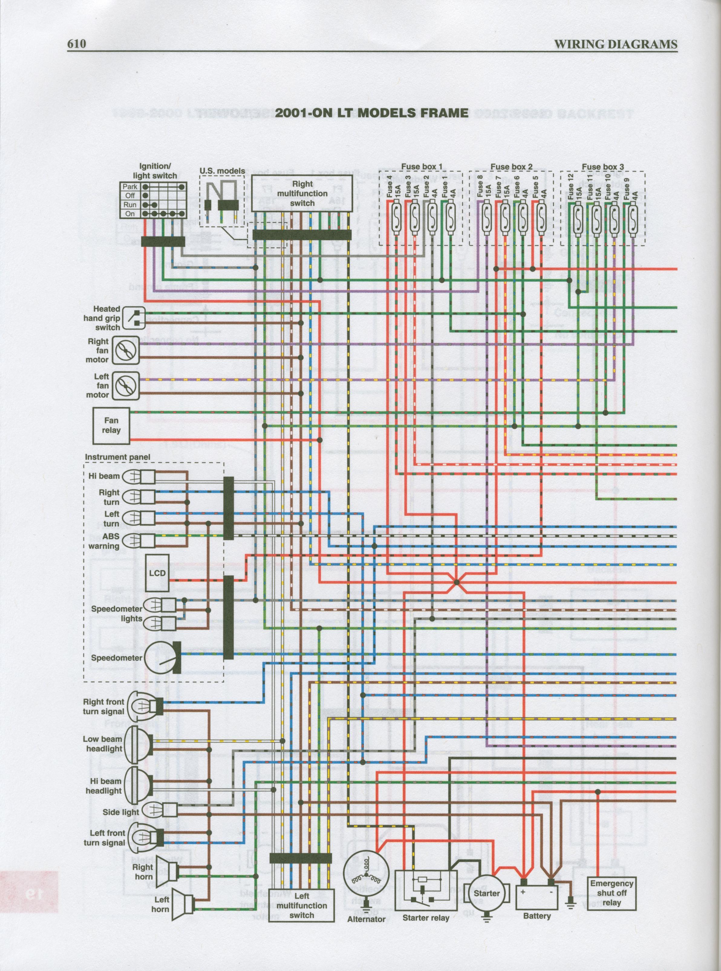 bmw k1200lt electrical wiring diagram - home wiring diagram  home wiring diagram