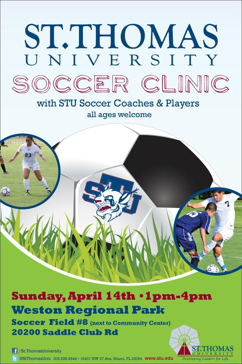 St. Thomas Soccer Clinic