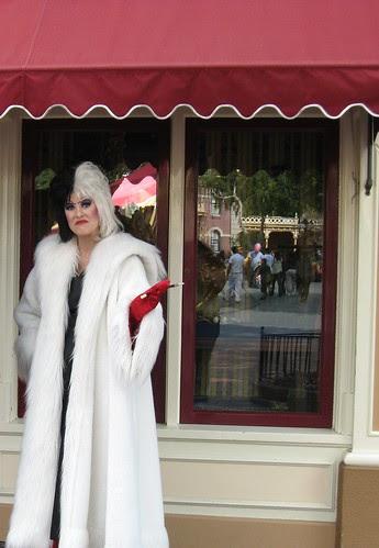 Cruella DeVille by bingotheraccoon.