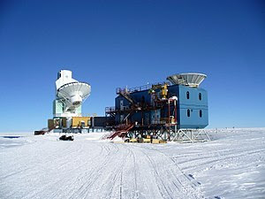 The Dark Sector Laboratory and the South Pole ...