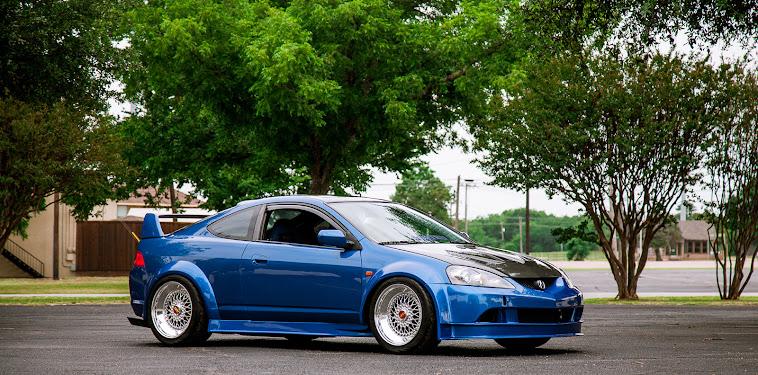 2008 Acura Rsx Type S