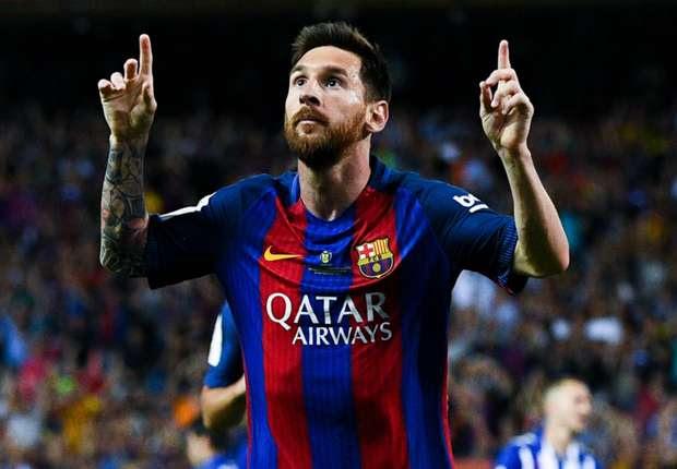 Messi a machine built for football – Xavi