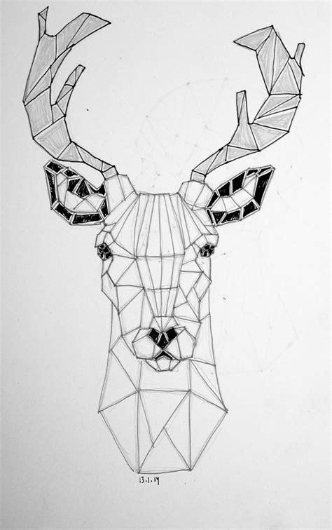 geometric tattoo sketch ideas flawssy