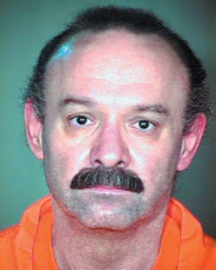 Joseph Rudolph Wood is pictured in this undated Arizona Department of Corrections handout. Wood, sentenced to death for the 1989 killing of his ex-girlfriend and her father, was executed July 23 by lethal injection in Florence, but the process was considered excessively long and he was pronounced dead one hour and 57 minutes after his execution began. (EPA/CNS)