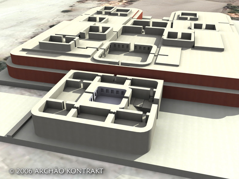 Plaza Kuno 5.500 Tahun Yang Lalu Ditemukan di Peru