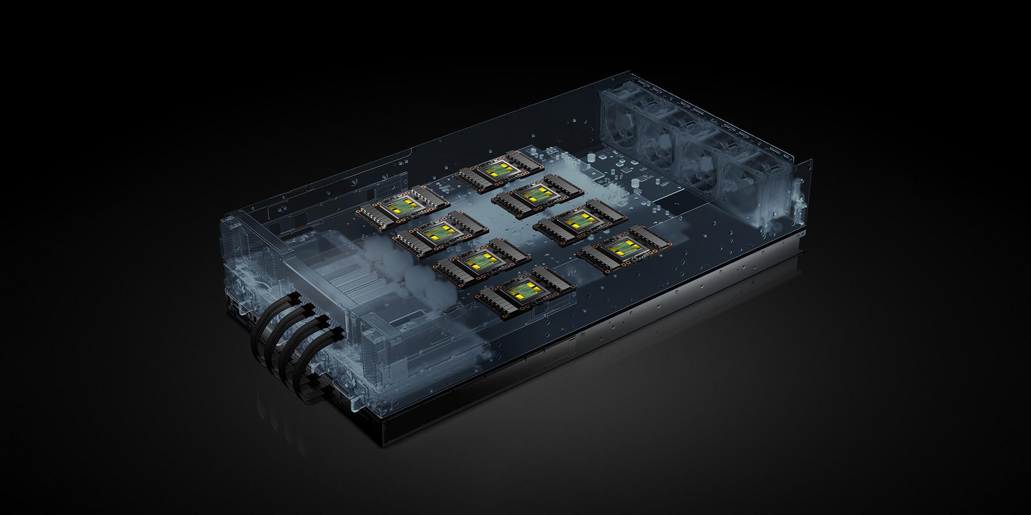 China's Top Server-Builders Adopt NVIDIA AI Design for ...