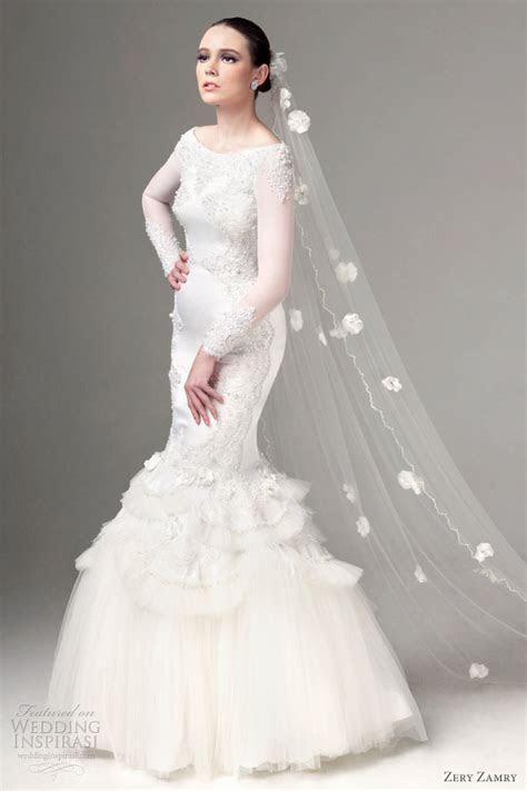 Zery Zamry Bridal Collection 2012   Wedding Inspirasi