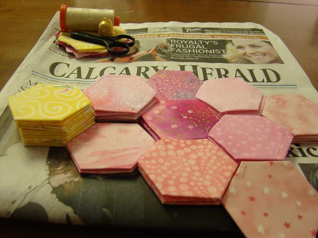 Macy's Hexagons