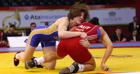 Екатерина Букина завоевала серебро в категории до 72 кг