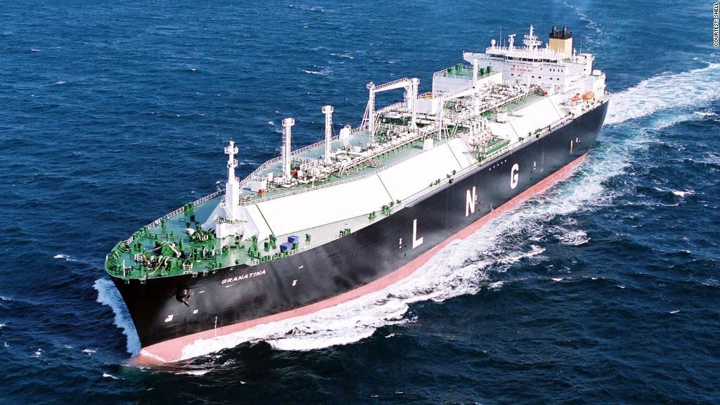 usa natural gas exports