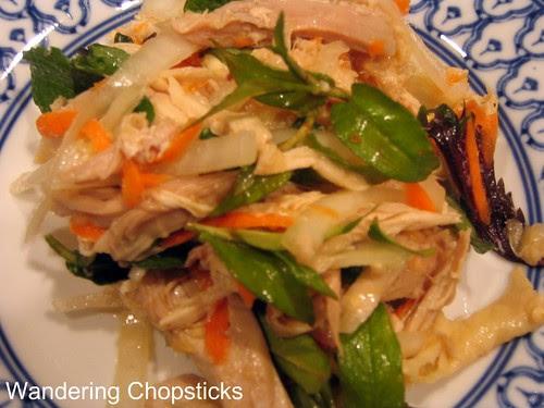 Goi Ga (Vietnamese Chicken Salad) 2