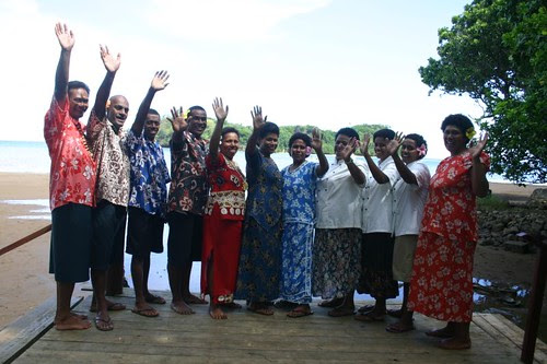 Matava' amazing staff! by Matava - Fiji's Premier Eco Adventure Resort