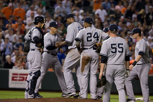 Is CC Sabathia still king of the hill? (Photo: Keith Allison via Flicker)