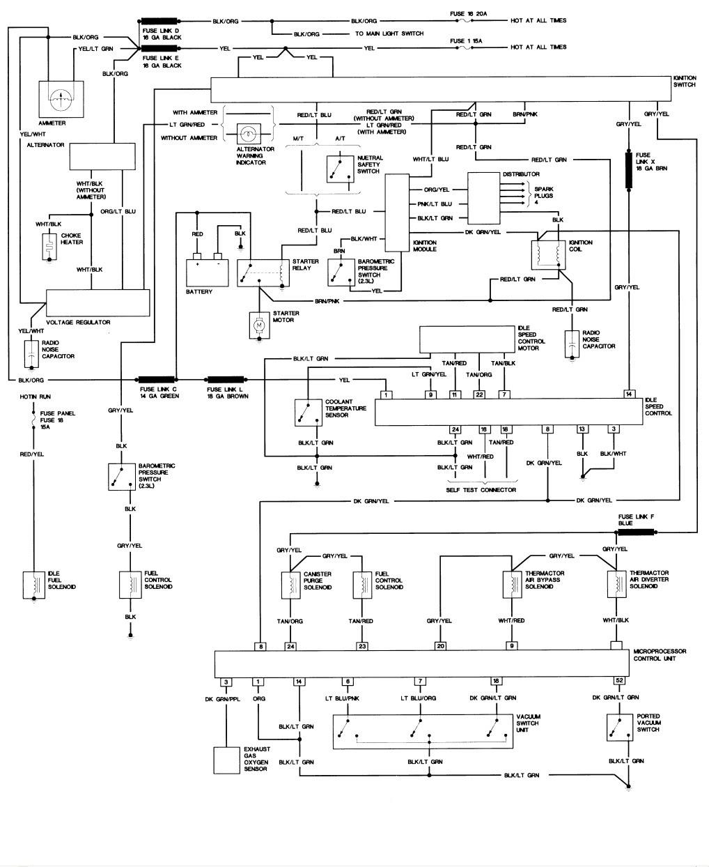 Diagram 1982 Ford Ranger Wiring Diagram Full Version Hd Quality Wiring Diagram Diagramedsonk Alintec It