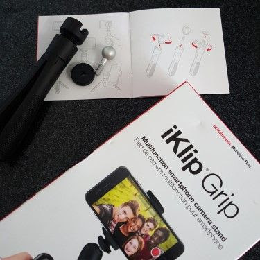 iKlip Grip kit
