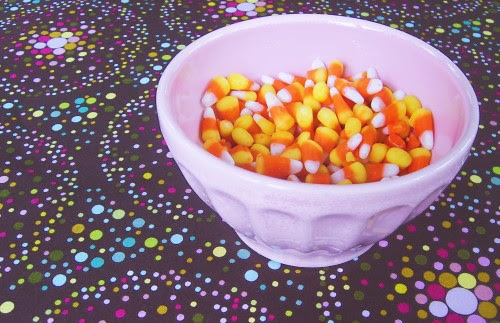 Candy on candy