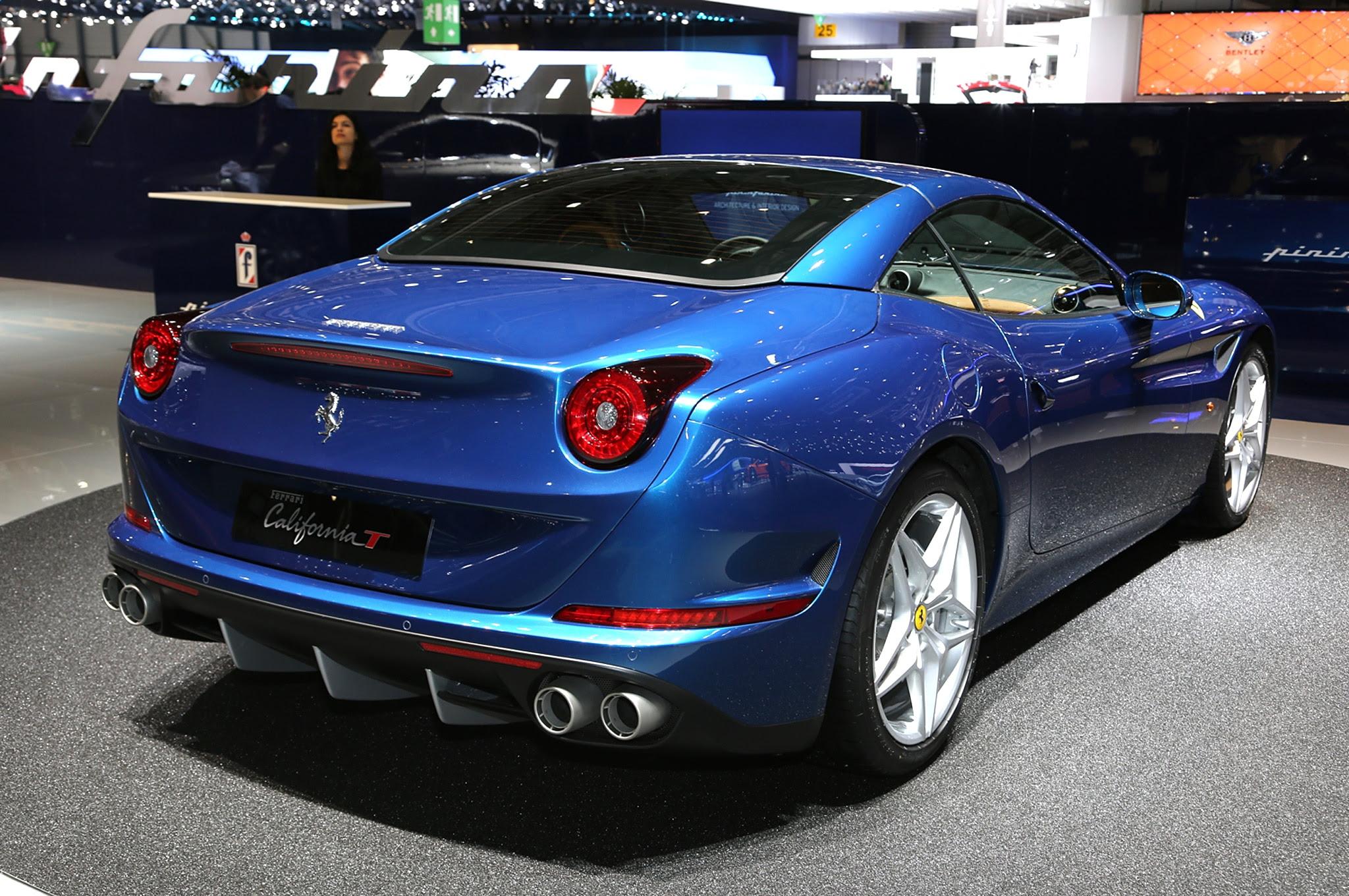 2016 Ferrari California T Adds Handling Speciale Package