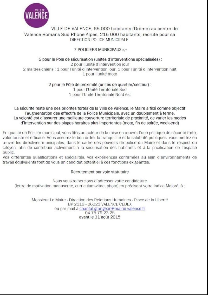 Lettre De Motivation Gendarme Adjoint Volontaire Exemple Listen Bb