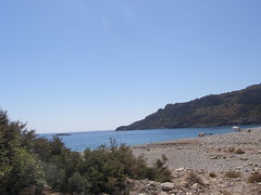 krios beach koundoura hania chania
