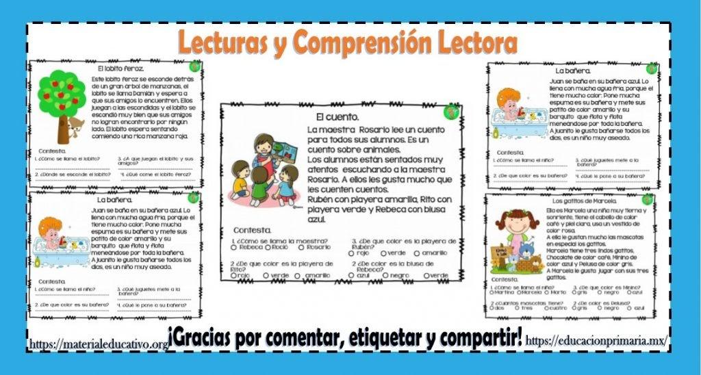 Lecturas Cortas Para Niños De Quinto Grado Noticias Niños