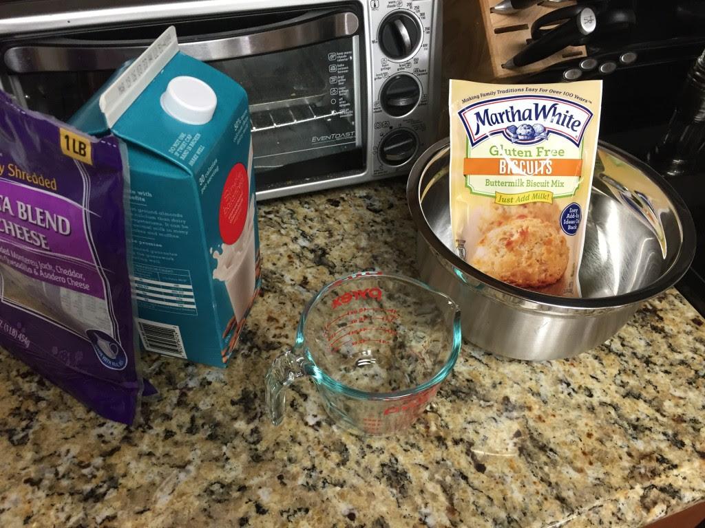 Gluten Free Review: Martha White's Buttermilk Biscuit Mix