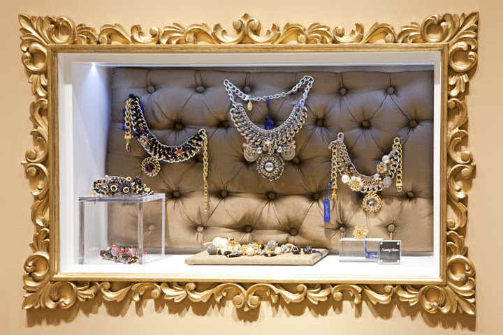High End Retail Store Jewelry Showcase Display Glass Display Counter