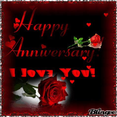 Happy Anniversary' I Love You! Picture #132394443