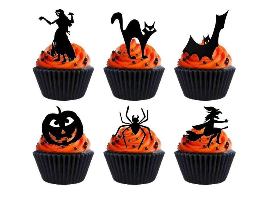 Halloween Cake Decoration