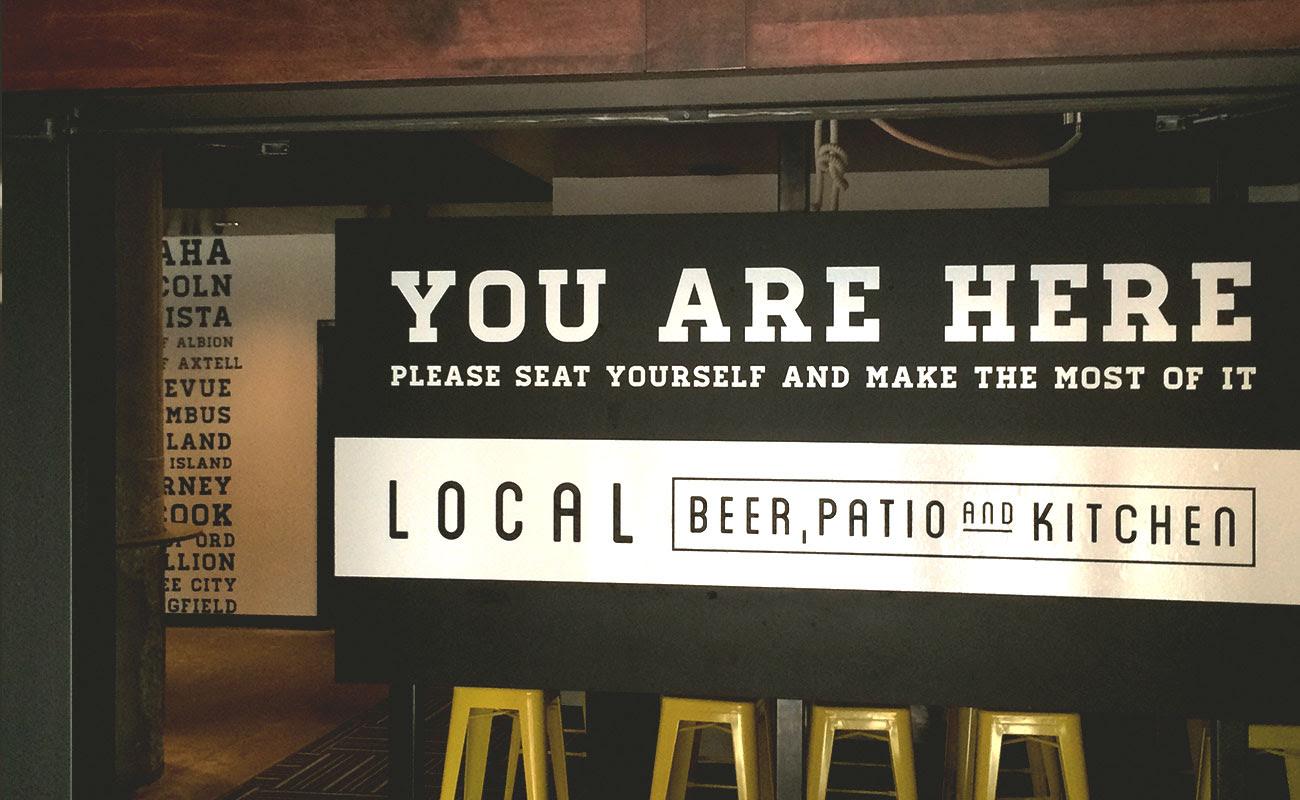 LOCAL Beer, Patio and Kitchen | SecretPenguin ...
