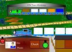 Preschool Games - Colour Train