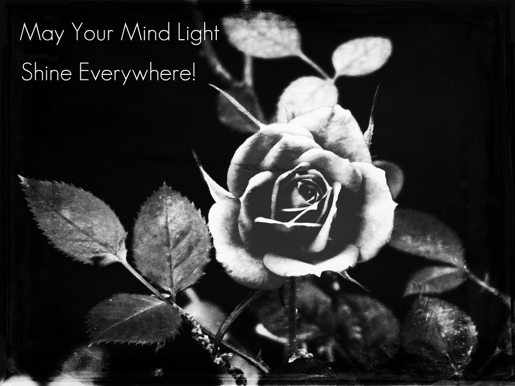 May Your Mind Light Shine Everywhere!