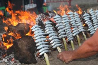 El Ayuntamiento repartirá 1.500 kilos de sardinas en la IV Moraga Popular en 'Homenaje al Turismo y al Municipio'