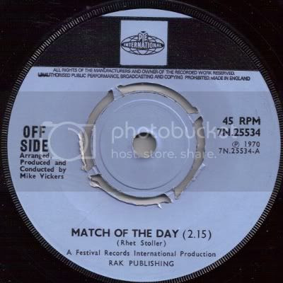 Off Side - Match of the Day