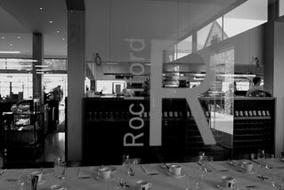 Rochford Wine and Food pairing