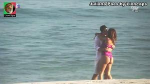 Juliana Paes sensual na novela A Dona do Pedaço