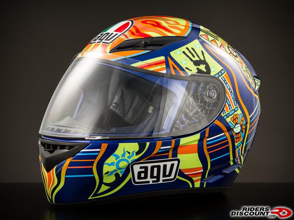 Agv Helmet K3 Sv Valentino Rossi Donkey Limited Edition Helmet K3 Sv New Ebay
