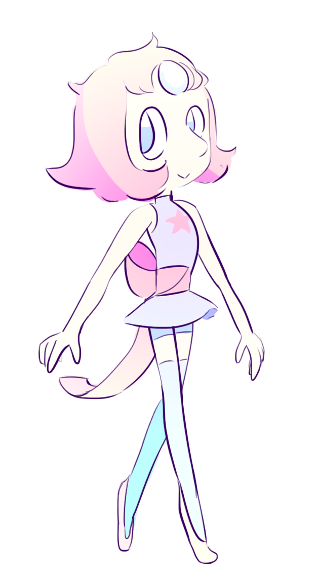 quick doodle of the fave before bed