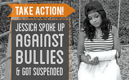 Success! Student Suspended For Anti-Bullying Video Back In School