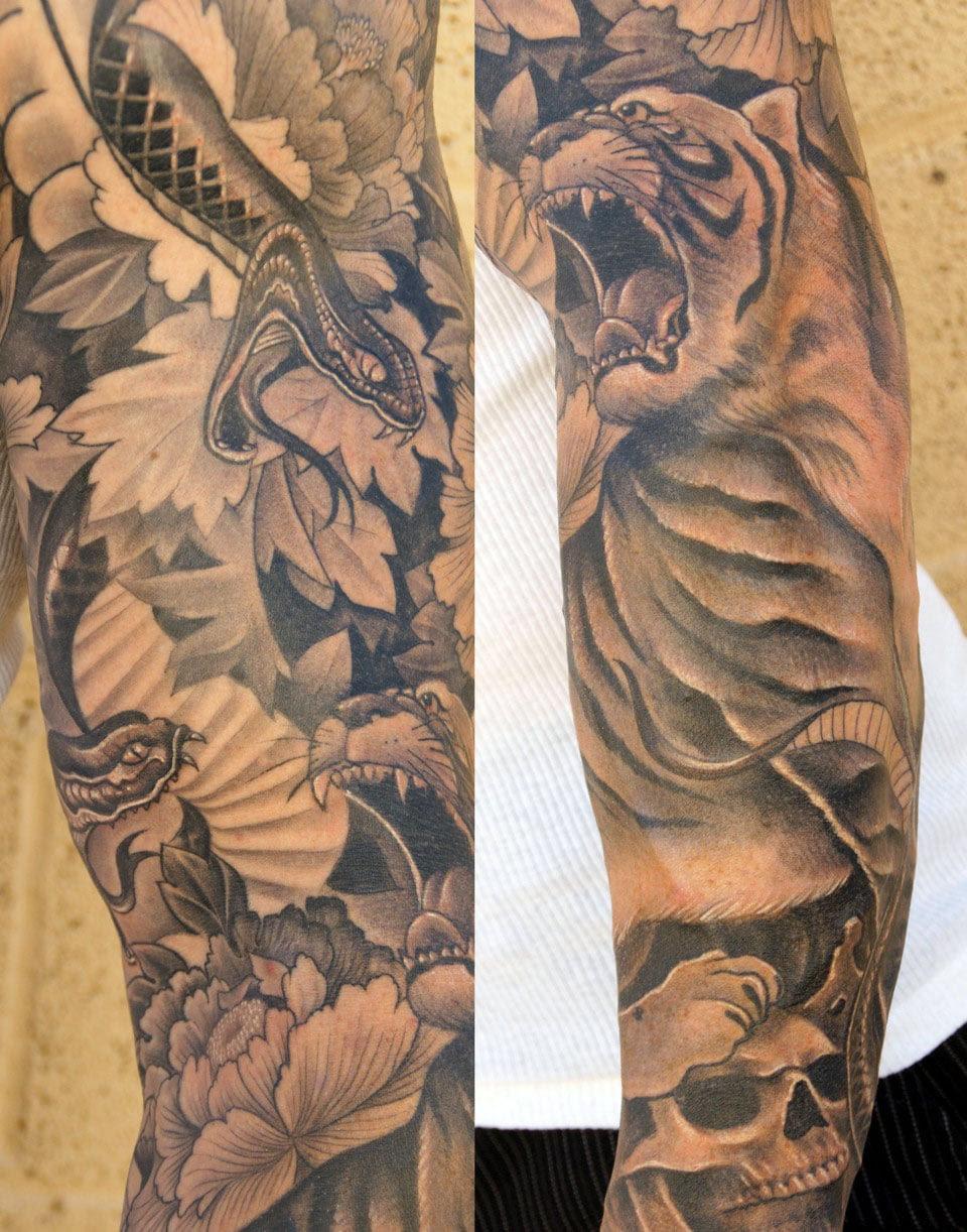 Mens Arm Sleeves Tattoos Best Tattoo Ideas