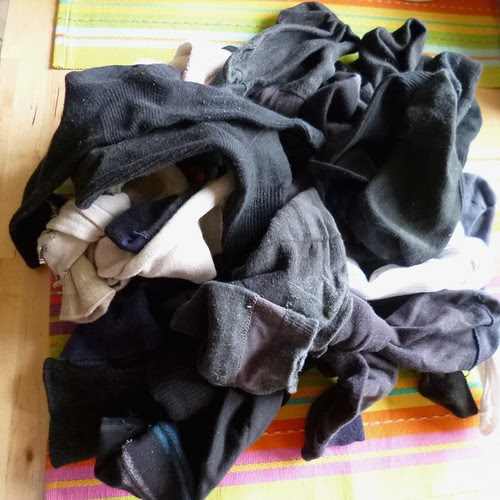 messy socks by adline✿makes