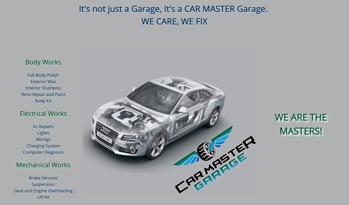 Auto Cares Car Master Garage