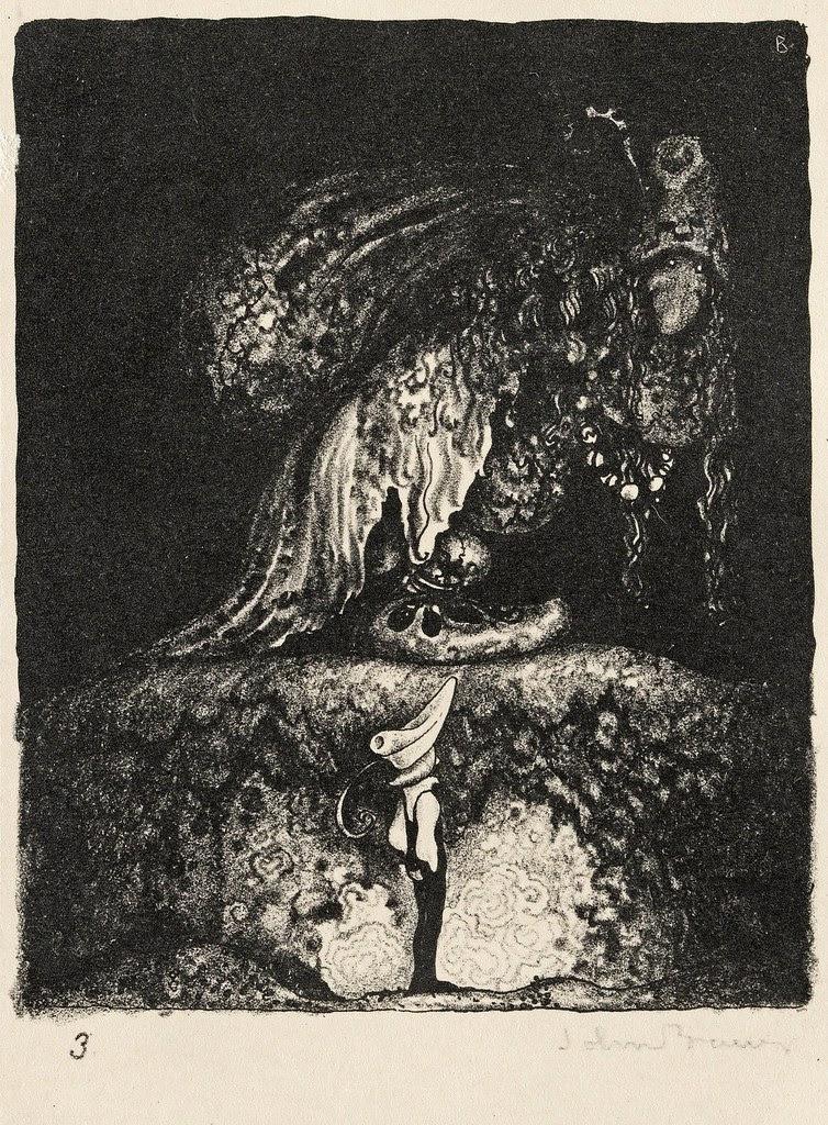 John Bauer - Lithograph 6 (1915)