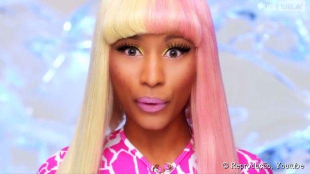 A maior parte das músicas de Nicki Minaj são complicadas