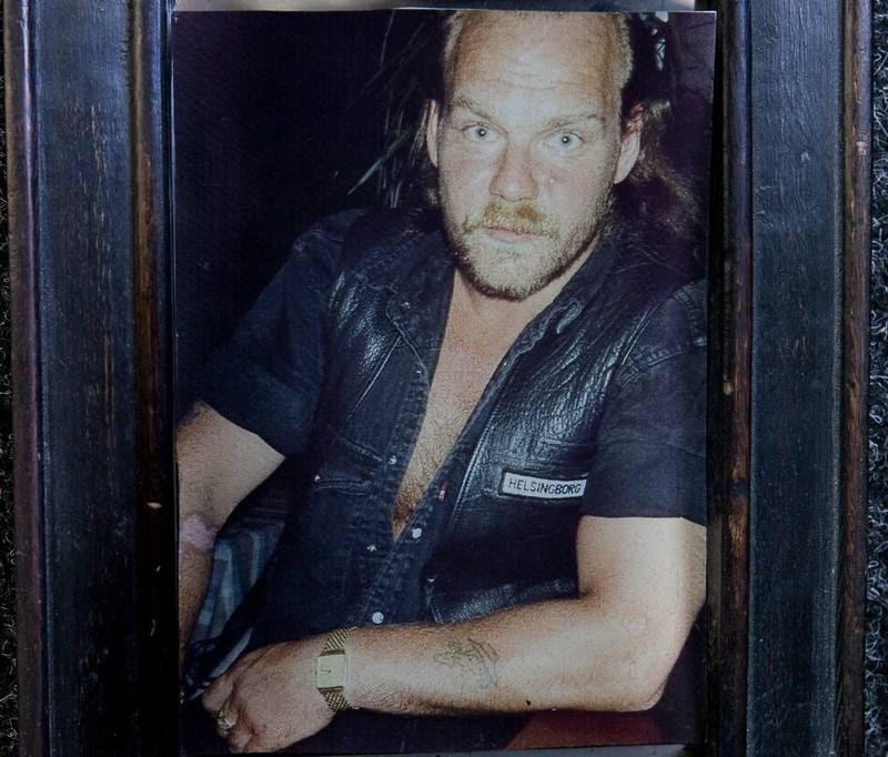 Morgan Blomgren forsvandt i 1999 og er ikke set siden. (Polfoto)