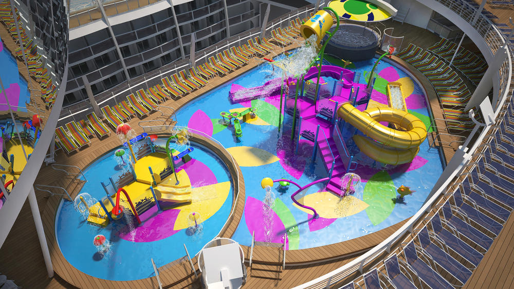 Splashaway Bay on Harmony of the Seas