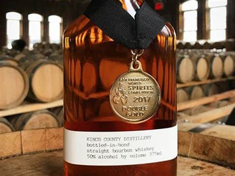 Best bourbons from the San Francisco World Spirits