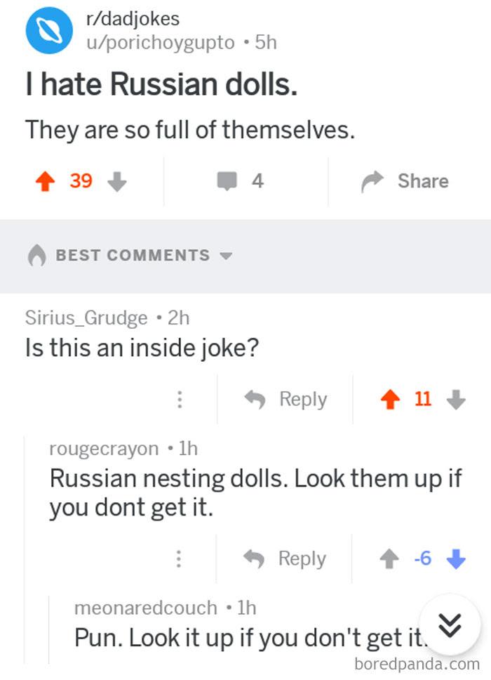 Missed Jokes