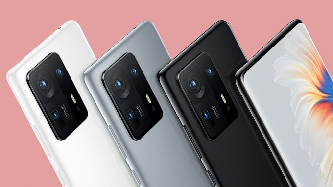Xiaomi's Mi Mix 4 is its first phone to officially launch with an invisible selfie camera