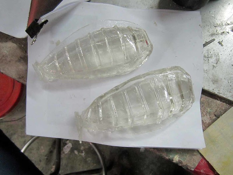 Clear Castings
