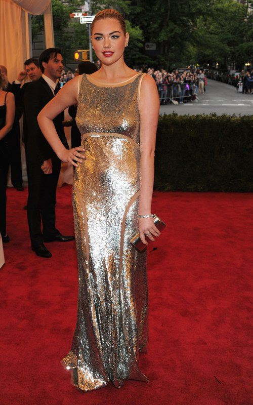 Costume Institute Gala Met Ball - May 7, 2012, Kate Upton